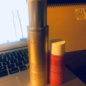 Clarins Shaping Facial Lift, w/ gift of body lift